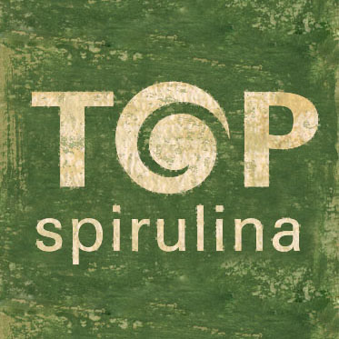 Top-spirulina